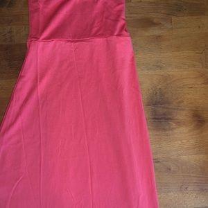Size Large LuLaRoe Maxi Skirt